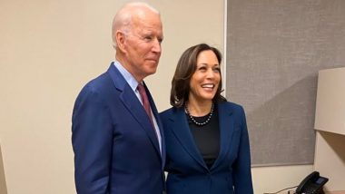 Navratri 2020: Joe Biden, Kamala Harris Wish 'Happy Navratri' to Hindu Americans as Nine-Day Festival Starts