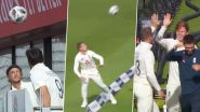 Joe Root and Co Execute Incredible Headed Goal During Rain Break in England vs Pakistan 1st Test 2020 (Watch Video)