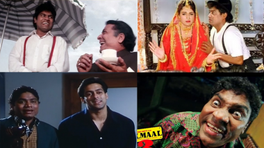 Johnny Lever Birthday Special: 5 Comedy Scenes Of This Brilliant Actor That Deserve A Standing Ovation