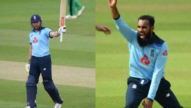 England vs Ireland 2nd ODI 2020 Stat Highlights: Jonny Bairstow Smashes Fastest Fifty, Adil Rashid Completes 150 Wickets