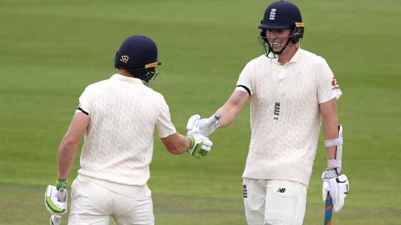 Live Cricket Streaming of Pakistan vs England 3rd Test 2020 Day 2 on Sony Six, PTV Sports: Check Live Score Online, Watch Free Telecast of PAK vs ENG Match