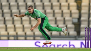 Ireland Pacer Josh Little Reprimanded for Using 'Inappropriate' Language Against Jonny Bairstow
