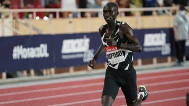 Joshua Cheptegei Breaks Keninisa Bekele's 16 Year Old 5000m World Record at Diamond League