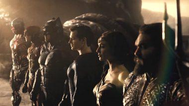 Justice League Snyder Cut Trailer: Zack Snyder's Version of DC Movie Makes Fans Scream Hallelujah! (View Tweets)