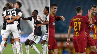 Juventus vs AS Roma, Serie A 2019–20 Free Live Streaming Online & Match Time in IST: How to Get Live Telecast on TV & Football Score Updates in India?