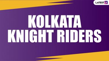 KKR Team Profile for IPL 2020: Kolkata Knight Riders Squad in UAE, Stats & Records and Full List of Players Ahead of Indian Premier League Season 13