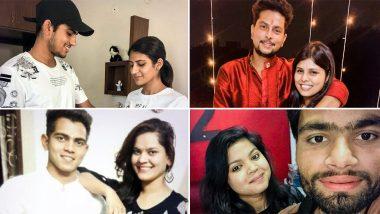Raksha Bandhan 2020: Kolkata Knight Riders' Players Shubman Gill, Kuldeep Yadav and Others Celebrate Rakhi Festival with Their Sisters (View Pics)