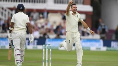 KL Rahul Hilariously Trolls Himself While Congratulating James Anderson For 600 Wickets, Deletes the Tweet Later