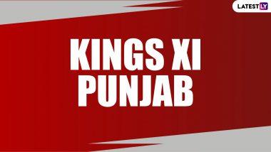 IPL 2020 Team Sponsorship: Laminate Company Stylam Announces Partnership With Kings XI Punjab