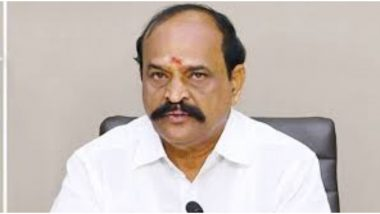 Tamil Nadu Minister Kadambur Raju Denies Permission for Film Shoots Due to Rising Numbers Of COVID-19 Cases in the State