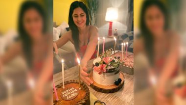 When Katrina Kaif Went Flirty Chic in Some Bright Florals, Ruffles and a Whole Lot of Cakes!