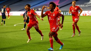 Psg 0 1 Bayern Munich Ucl 2019 20 Final Goal Video Highlights Kingsley Coman Heads German Club To Sixth Champions League Title Latestly