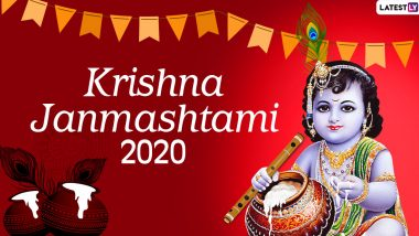 Janmashtami 2020 Date And Gokulashtami Significance: Know The Shubh Muhurat And Stories Related to Observance Celebrating The Birth of Lord Krishna