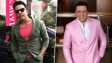 Krushna Abhishek Talks About Nepotism, Says 'Yes, I Am Govinda's Nephew But He Doesn't Work In My Place'