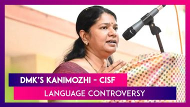'Asked If I Was Indian By CISF Official At The Airport For Not Knowing Hindi,' Says DMK's Kanimozhi