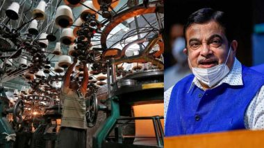 Swavalamban E-Summit 2020: Nitin Gadkari Vows to Increase India's Exports from 48% to 60% in Next 5 Years, Generate 5 Crore Jobs in MSME Sector Under Atma Nirbhar Bharat