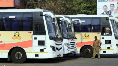 Madhya Pradesh Govt Extends Ban on Bus Service to Maharashtra Till July 7 Due to COVID-19 Pandemic