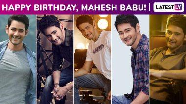 Mahesh Babu Birthday Special: Pushing the Normcore Fashion Envelope, Humbly and Perennially!