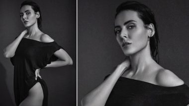 Mandana Karimi's Bootylicious Mirror Selfie Will Make You Say Hot Damn! (View Pic)