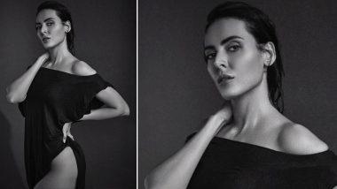 Mandana Karimi's Bootylicious Mirror Selfie Will Make You Say Hot Damn! (View Pic)