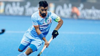 Manpreet Singh, Indian Hockey Team Captain, Three Other Players Test Positive for COVID-19 Ahead of National Camp