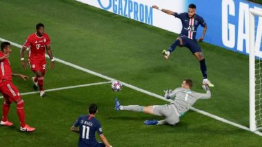 Manuel Neuer Denies Neymar With Sensational Double Save In Early Minutes Of Psg Vs Bayern Munich Champions League 2019 20 Final Watch Video Latestly