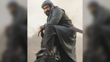 Marakkar Arabikadalinte Simham: Mohanlal Cuts A Striking Pose In This New Still From The Upcoming Malayalam Period Drama (View Pic)