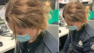 Melbourne Woman, 38, Smashes Victorian Female Police Officer's Head Taking Off a Clump of Her Hair When Questioned on Not Wearing Facemask, Released on Bail!