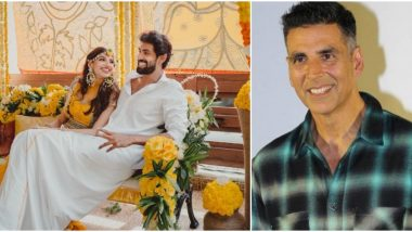 Rana Daggubati and Miheeka Bajaj Wedding: Akshay Kumar Congratulates The Telugu Star for His 'Permanent Lockdown' (View Tweet)