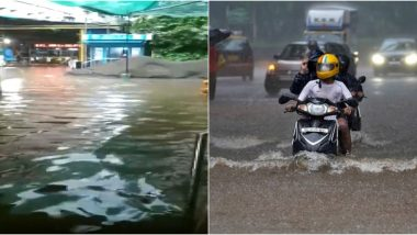 Mumbai Rains: Nair Hospital Flooded, Colaba Region Receives Heaviest Single-Day Rain in August in 46 Years (Watch Video)