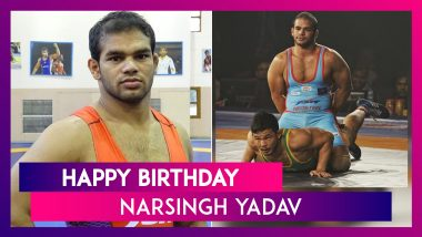 Happy Birthday Narsingh Yadav: Lesser-Known Facts About The Indian Wrestler