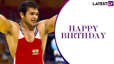Narsingh Yadav Birthday Special: Interesting Facts About the 2010 Commonwealth Games Gold Medallist Wrestler