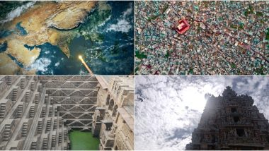 India from Above in Photos: On This Independence Day 2020, National Geographic Shares Stunning Unseen Images of India From Sky Above Shot With 4K Drone