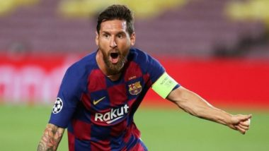 Hope Lionel Messi Ends His Career in Our League, Says LaLiga President Javier Tebas