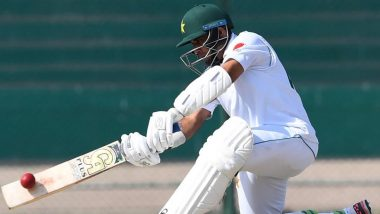 England vs Pakistan 2nd Test 2020 Day 1: Abid Ali, Azhar Ali Help Visitors Off to Steady Start at Lunch