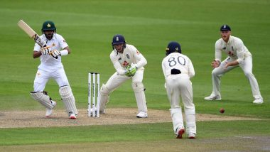 Live Cricket Streaming of Pakistan vs England 1st Test 2020 Day 4 on Sony Six, PTV Sports: Check Live Score Online, Watch Free Telecast of PAK vs ENG Match