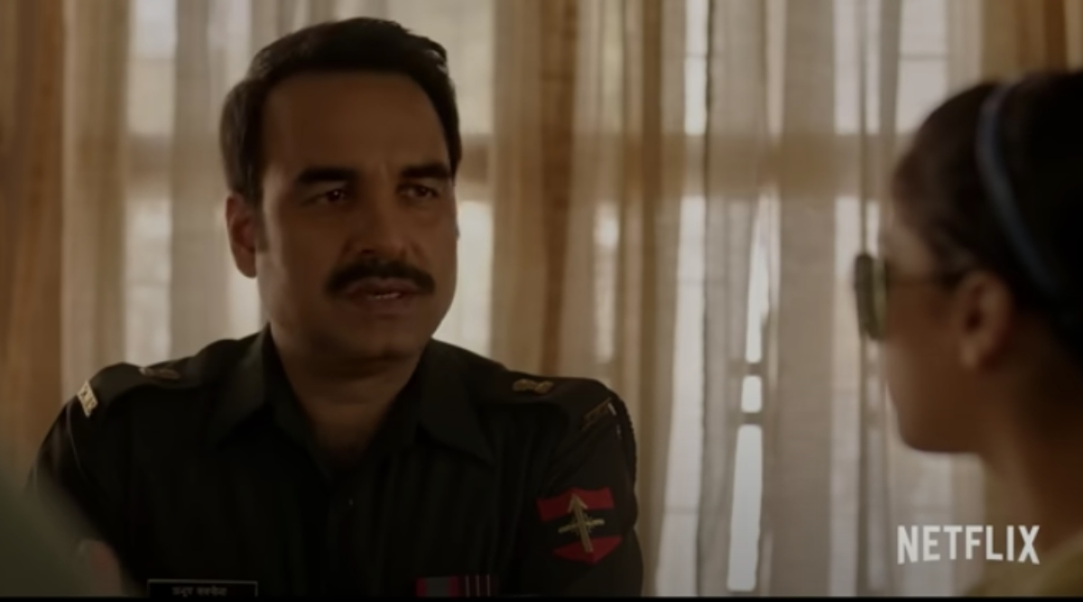 Gunjan Saxena Actor Pankaj Tripathi Says He Kept Recounting Every Instance Of Sacrifice Women Make While Filming For Janhvi Kapoor S Netflix Film Latestly