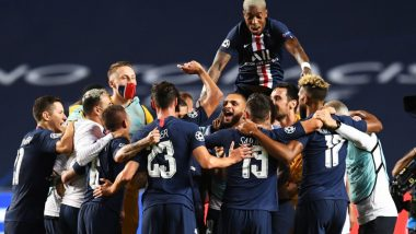 Reims vs PSG, Ligue 1 2020-21 Free Live Streaming Online: How to Get Match Live Telecast on TV & Football Score Updates in Indian Time?