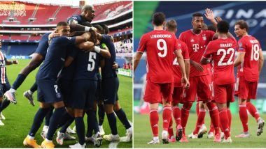 Psg Vs Bayern Munich Uefa Champions League Final Free Live Streaming Online Watch Ucl 2019 20 Football Match Live Telecast On Tv Score Updates In Ist Latestly