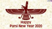 Happy Parsi New Year 2020 Wishes & Nowruz HD Images: WhatsApp Stickers, Facebook Messages, GIF Greetings And SMS to Celebrate Navroz