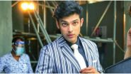 Parth Samthaan Resumes Shooting for Kasautii Zindagii Kay, Looks Suave In The First Pics From The Sets!