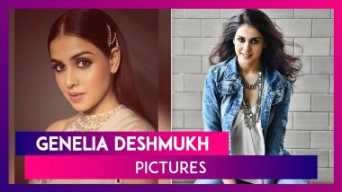 Genelia Deshmukh Birthday Special: 10 Pictures Of The Actress That Are All Things Cute & Charming