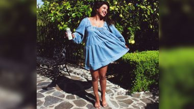 Priyanka Chopra Is Teaching Us a Thing or Two on Mastering Laidback Look in This Thrifty Denim Tunic!