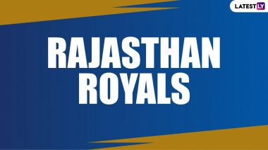 RR Team Profile for IPL 2020: Rajasthan Royals Squad in UAE, Stats & Records and Full List of Players Ahead of Indian Premier League Season 13