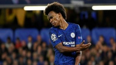 Brazilian Footballer Willian Pens Emotional Letter to Confirm Chelsea Departure
