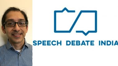 Rajiv Kacholia's StartUp 'Speech and Debate India' Booms Amid COVID-19, Provides Virtual Debating Platform For Young Kids From Class 1-12