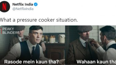 Kokilaben's Rap Video Makes Twitterati Question #RasodeMeKaunTha and the Answers Surely Cause a Laughter Riot, Check Hilarious Tweets
