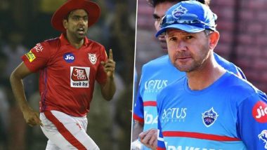 IPL 2020: Delhi Capitals Head Coach Ricky Ponting Mercilessly Trolled by Fans for Warning Ravi Ashwin to Not Use Mankad in Upcoming Season