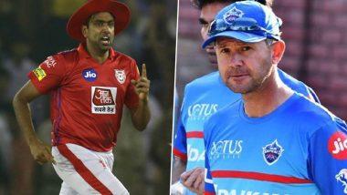 IPL 2020: Delhi Capitals Bowler Ravi Ashwin Had 'Very Interesting Chat' With Head Coach Ricky Ponting on 'Mankading'