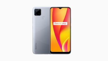 Realme C15 & Realme C12 Mobile Phones to Be Launched in India Soon